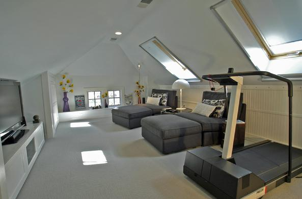 attic renovation dormer